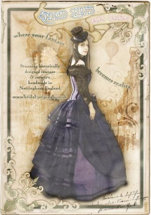 Kindred Spirits, Bridal Originals Advert