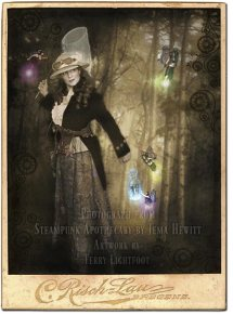 Steampunk Apothecary-The Fairy Hunter